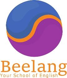 Beelang formation en anglais